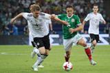 Германия победила Мексику и стала вторым финалистом Кубка конфедераций