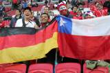 Чили - Германия. Онлайн