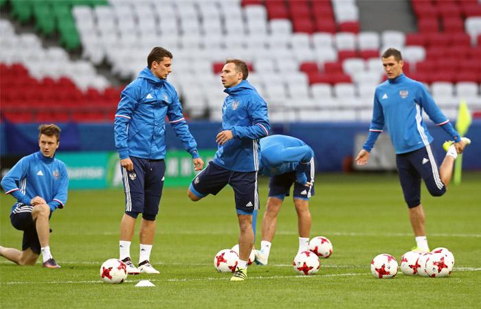 Россия поднялась на 62-е место рейтинга ФИФА