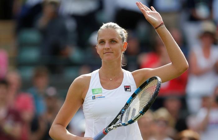 Чешка Плишкова впервые возглавила рейтинг WTA