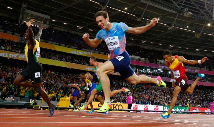 Шубенков выиграл серебряную медаль в Лондоне