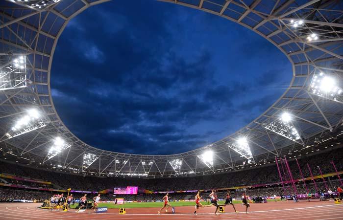 Российские легкоатлеты завоевали шесть медалей на ЧМ в Лондоне