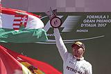 "Хэмилтон выиграл Гран-при Италии ""Формулы-1"" и возглавил чемпионат"