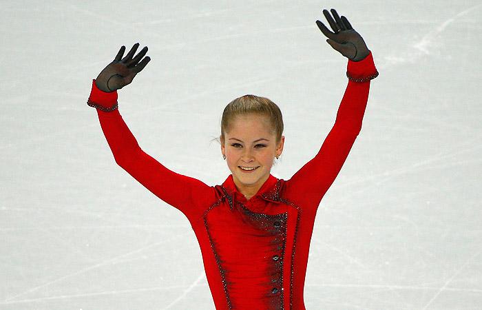 Фигуристка Юлия Липницкая подала заявление о выходе из сборной страны