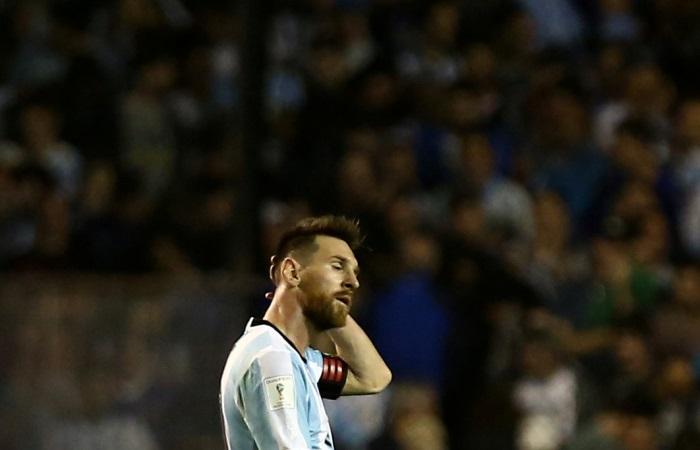 Аргентина опустилась на шестое место в отборочной группе ЧМ-2018