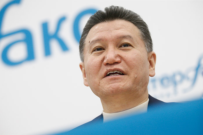 Исполком ФИДЕ выступил против выдвижения Илюмжинова на новый срок