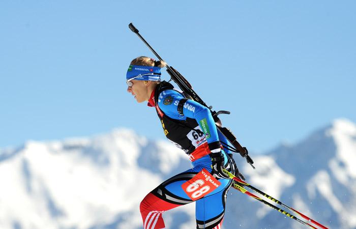 МОК аннулировал результаты биатлонистки Ольги Зайцевой на Играх-2014