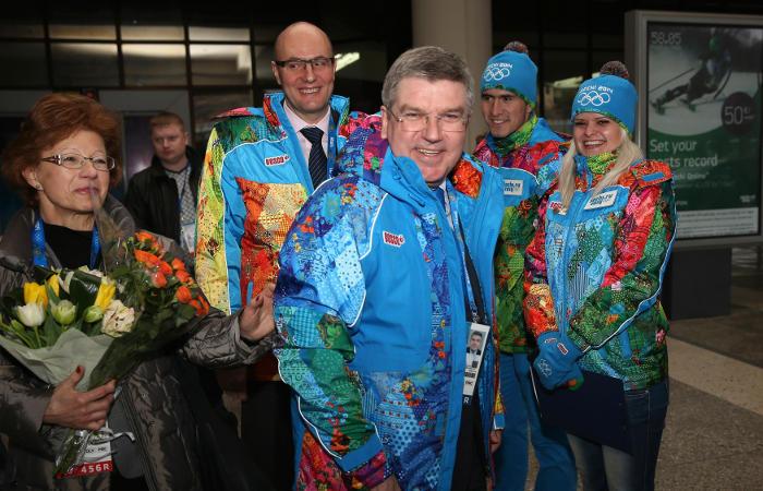 Российские политики высказались об отстранении России от участия в Олимпиаде