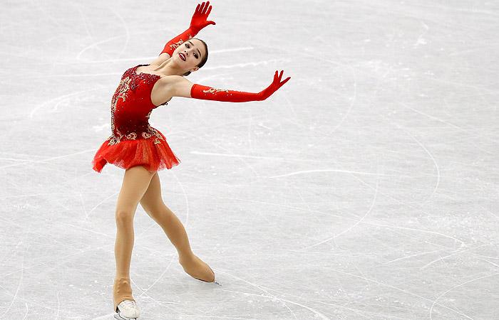 Россиянка Загитова выиграла финал Гран-при по фигурному катанию