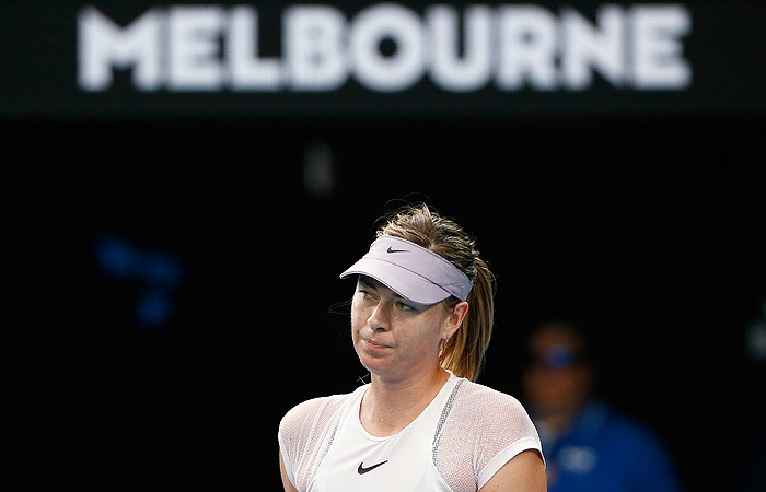 Кербер выбила Шарапову из Australian Open