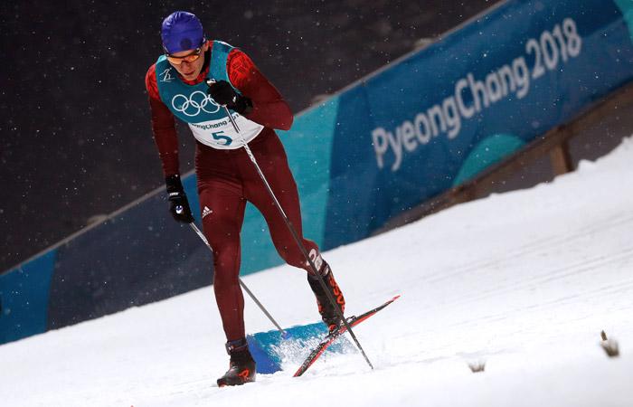 Российские лыжники Белорукова и Большунов завоевали две бронзы ОИ-2018