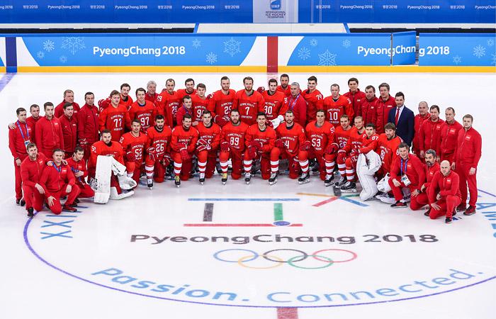 Букмекеры назвали сборную России по хоккею однозначным фаворитом Игр