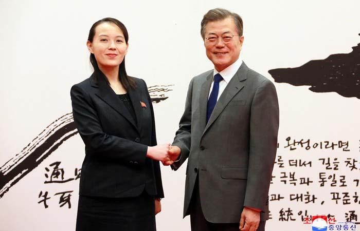 Визит делегации из КНДР на Олимпийские игры обошелся Южной Корее в $223 тысячи