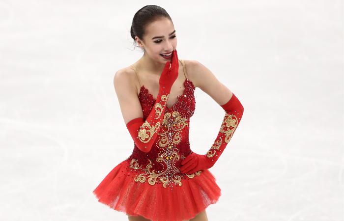 Фигуристка Загитова принесла России первое золото Олимпиады-2018