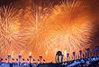 В Пхенчхане на закрытии XXIII Зимних Олимпийских игр потушили Олимпийский огонь, церемония завершилась праздничным салютом