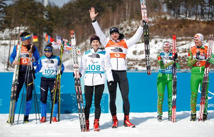 Российская биатлонистка Лысова выиграла золото Паралимпиады
