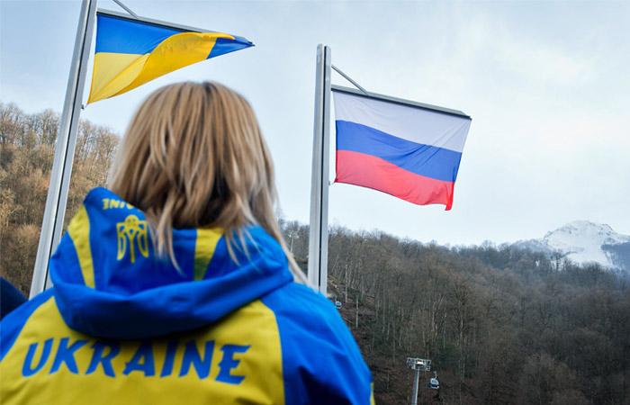 На Украине подписан приказ о запрете спортсменам страны выступать в РФ