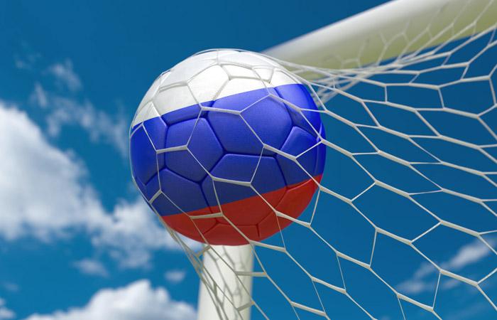 Россия опустилась на 63-е место в рейтинге ФИФА