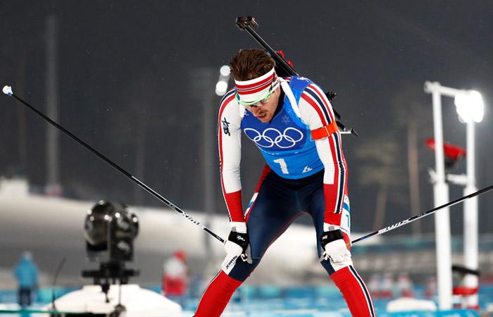Норвежский биатлонист Свендсен объявил о завершении карьеры