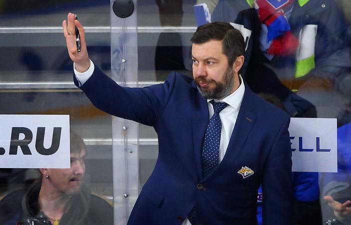 Воробьев возглавил сборную России по хоккею