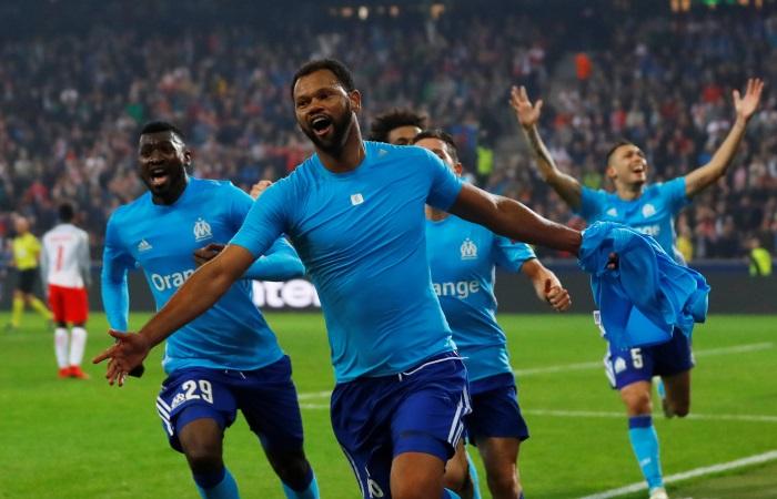 """""""Марсель"""" стал вторым финалистом Лиги Европы УЕФА"""