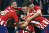 """""""Атлетико"""" выиграл Лигу Европы УЕФА"""