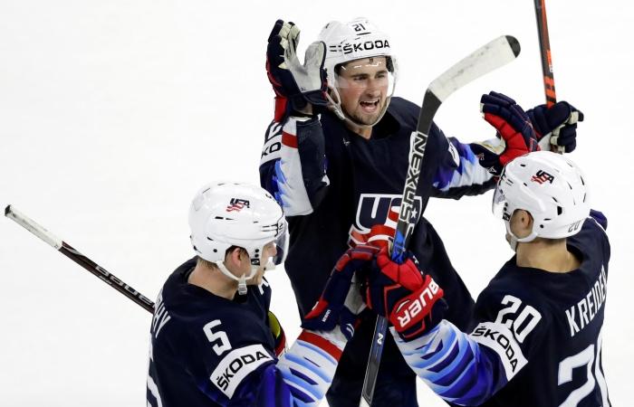 Сборная США победила Канаду и стала бронзовым призером ЧМ по хоккею