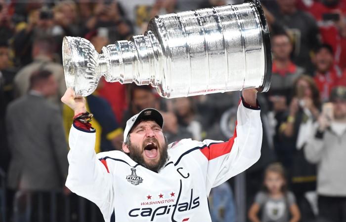 """""""Вашингтон"""" впервые в истории выиграл Кубок Стэнли"""