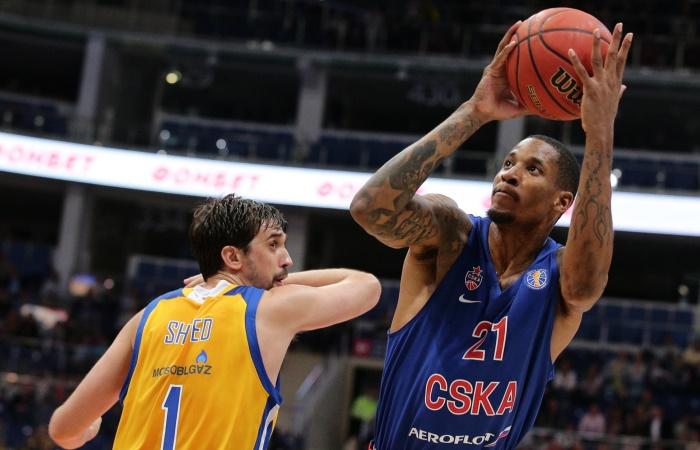 Баскетболисты ЦСКА выиграли Единую лигу ВТБ