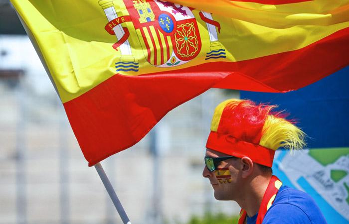 Португалия - Испания. Онлайн