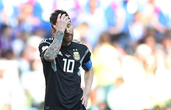Аргентина и Исландия сыграли вничью на ЧМ-2018