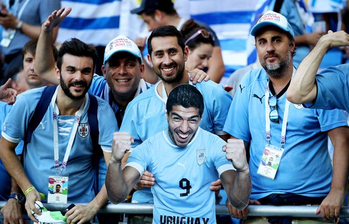 Сборная Уругвая победила Саудовскую Аравию и вышла в плей-офф ЧМ-2018
