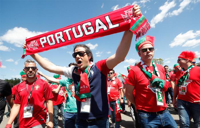 Португалия - Марокко. Онлайн