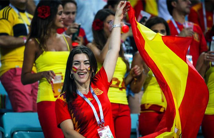 Иран - Испания. Онлайн