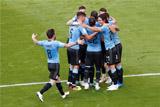 Сборная России крупно уступила Уругваю и стала второй в группе