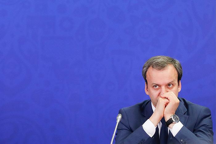 Федерация шахмат России выдвинула Дворковича кандидатом на пост главы ФИДЕ