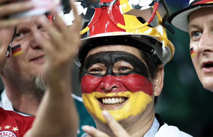 Южная Корея - Германия. Онлайн