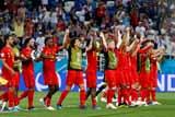 Сборная Бельгии победила Англию