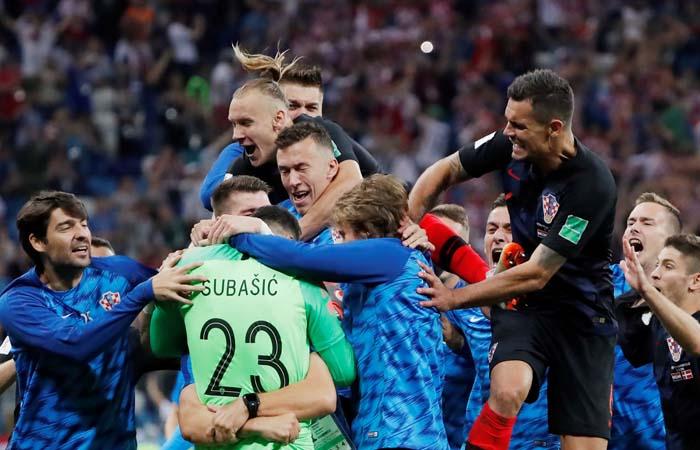 Сборная Хорватии стала соперником России по четвертьфиналу ЧМ-2018