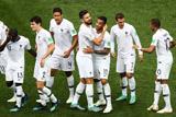 Сборная Франции победила Уругвай и вышла в полуфинал