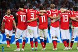 Врач сборной РФ отверг факт приема допинга игроками в перерыве матча с Хорватией