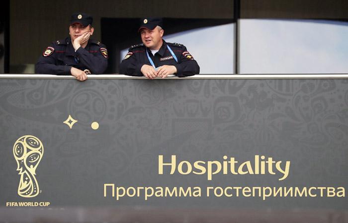ФИФА зафиксировала единичные случаи дискриминации во время ЧМ-2018