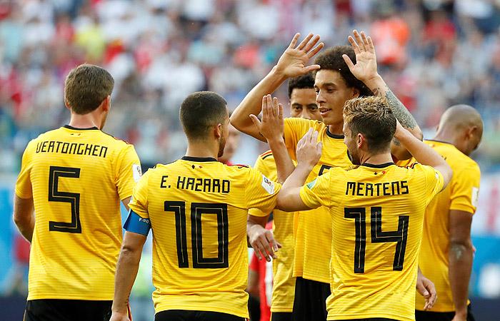 Сборная Бельгии победила Англию и стала бронзовым призером ЧМ-2018
