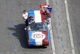 Миллионы французов вышли на улицы отпраздновать чемпионство своей сборной