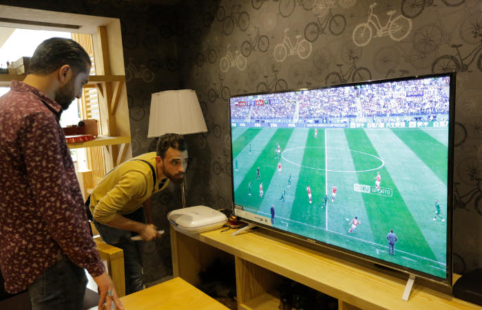 Финал ЧМ по футболу поставил рекорд по количеству телезрителей