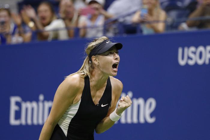 Шарапова вышла в четвертый круг US Open