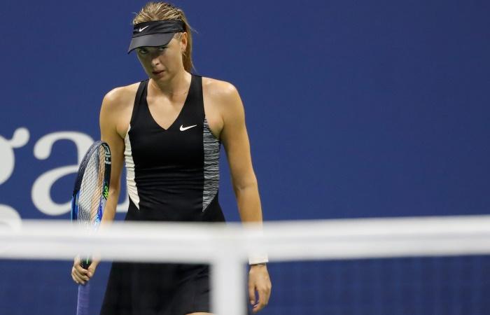 Шарапова выбыла из US Open-2018