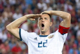 Сборная России победила команду Турции в первом матче Лиги наций УЕФА