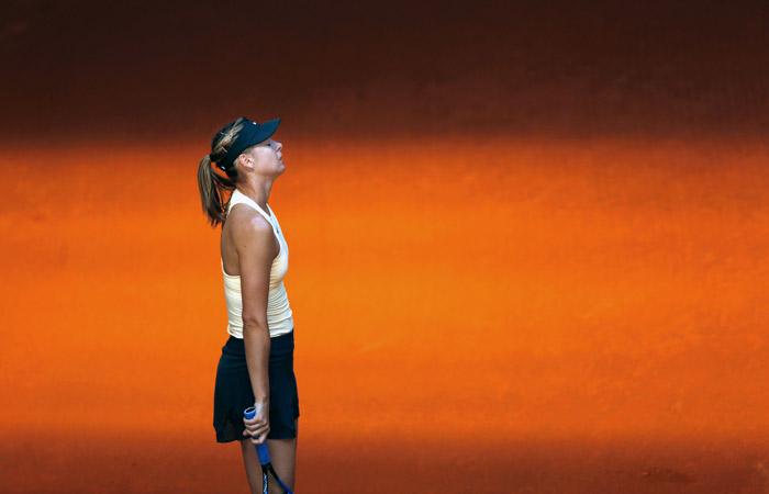Шарапова объяснила травмой решение досрочно завершить сезон