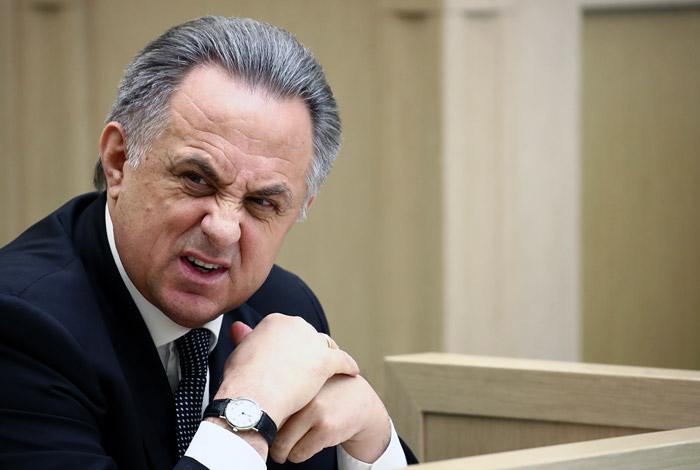 СМИ анонсировали возвращение Мутко к руководству Российским футбольным союзом